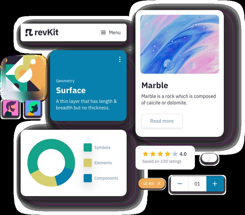 RevKit Design System UIKit